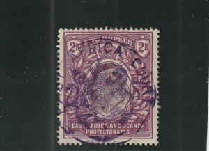 British East Africa  Scott#  10  Used