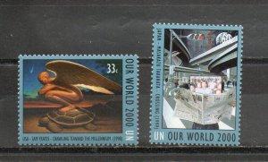 United Nations - New York 777-778 MNH