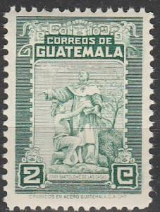 Guatemala #327 MNH F-VF (V335)
