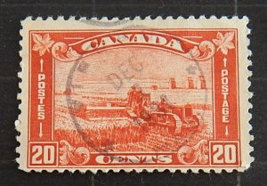 Canada, 1928-1929, Local Motives, SC #157, (2095-T)