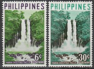 Philippines Ids #807-8  MNH (S8248L)