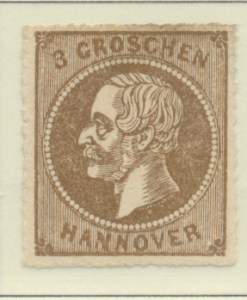 Hanover (German State) Stamp Scott #29, Unused, No Gum - Free U.S. Shipping, ...