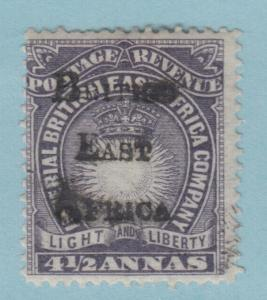 BRITISH EAST AFRICA 44 MINT HINGED OG * NO FAULTS VERY FINE