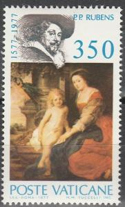 Vatican City #629  MNH F-VF (SU3526)