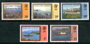 FALKLAND ISLAND DEP 1L48a-52a mh scv $21.00 bin $8.50