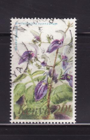 Kenya 260 U Flowers (D)