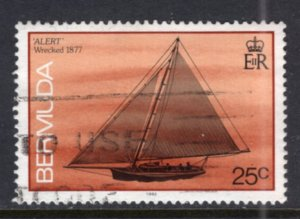 Bermuda 489 Ship Used VF