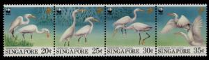 Singapore 673a MNH Birds, Egrets