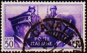 Italy. 1941 50c S.G.556 Fine Used