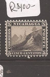 Nicaragua 1869 5c Mountain SC 5 MNH (3asm) MINT NEVER HINGED