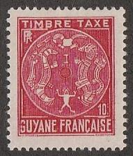 J22,Mint French Guiana