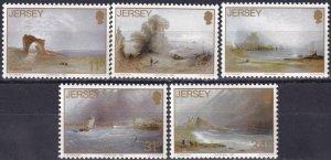 Jersey #437-41 MNH CV $3.95 (Z3894)