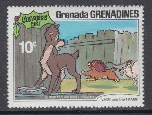 Grenada Grenadines 456 Disney's MNH VF
