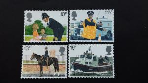 Great Britain 1979 The 150th Anniversary of the London Metropolitan Police Mint