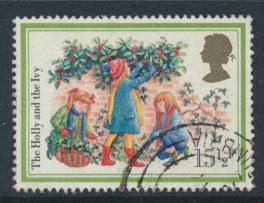 Great Britain SG 1203 - Used - Christmas