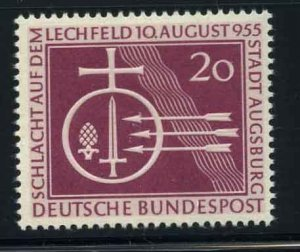 Germany Scott 732 MNH!