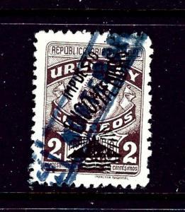 Uruguay Q69 Used 1947 issue