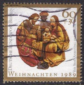 GERMANY SCOTT 9NB276