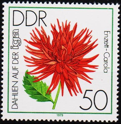 Germany(DDR).1979 50pf S.G.E2149 Unmounted Mint
