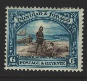 Trinidad and Tobago Sc#37a MH