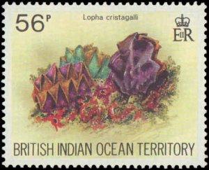 1996 British Indian Ocean Territory #172-175, Complete Set(4), Never Hinged
