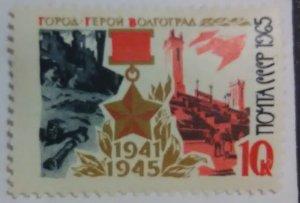Soviet Scott # 3137