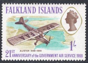 FALKLAND ISLANDS SCOTT 182