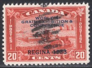 CANADA SCOTT 203