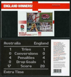 MS2416 2003 Rugby Presentation Pack