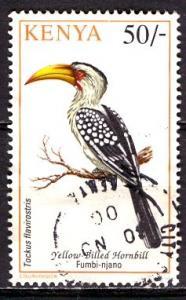 Kenya; 1993: Sc. # 608: O/Used Single Stamp