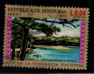 Honduras  Scott C505 Used  stamp