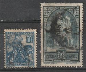 #245,247B France used