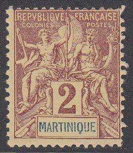 Martinique 34 MH CV $1.75