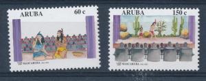 [AR264] Aruba 2001 Theathre Cactus MNH