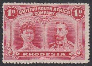 Rhodesia 102 MH CV $37.50