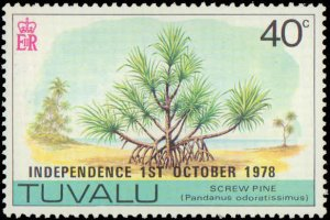 Tuvalu #85-91, Complete Set(7), 1978, Never Hinged
