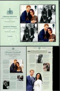 HERRICKSTAMP GREAT BRITAIN Sc.# 3731 Prince Harry Presentation Pack