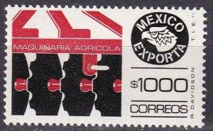 Mexico #1588  MNH  (V4718)