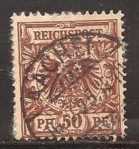 Germany  #  51  used
