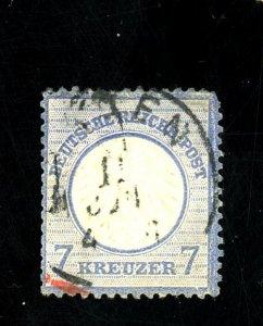 Germany #10 Used F-VF Cat$95
