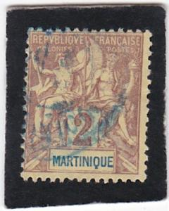 Martinique  #  34