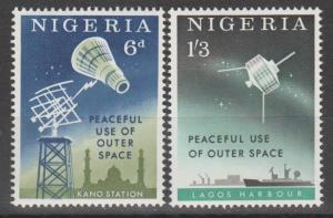Nigeria #143-4  MNH F-VF  (ST2007L)