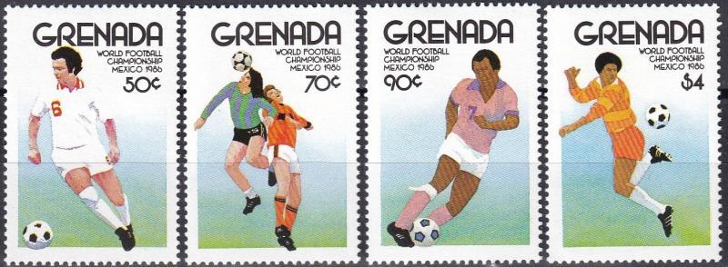 Grenada #1361-4  MNH CV $8.55    Z750