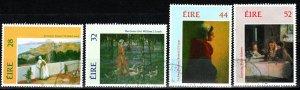 Ireland #887-90  F-VF Used CV $5.00 (X5612)