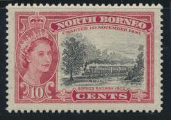 North Borneo SG 387 SC# 276  Railway MNH see details