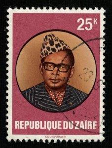 Zaire, 25K (RТ-325)