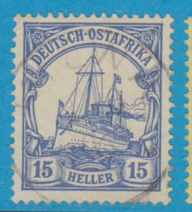 GERMAN EAST AFRICA 25 USED NO FAULTS EXTRA FINE !