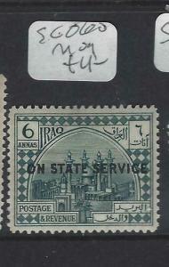 IRAQ  (P2603B)    OFFICIAL  6A     SG O60      MOG