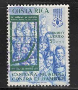 Costa Rica Scott C403 used Airmail stamp