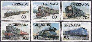 Grenada #1120-5  MNH  CV $6.95 (Z2537)